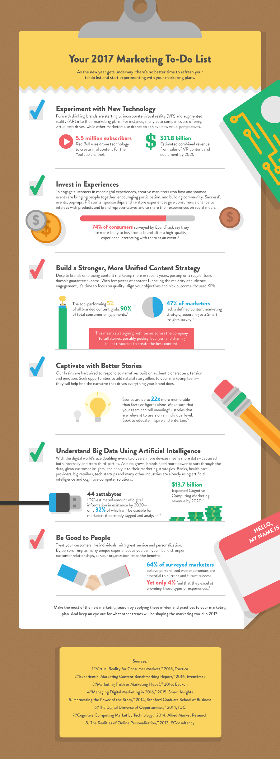 Marketing Hacks For   Infographic  Infographic And Job