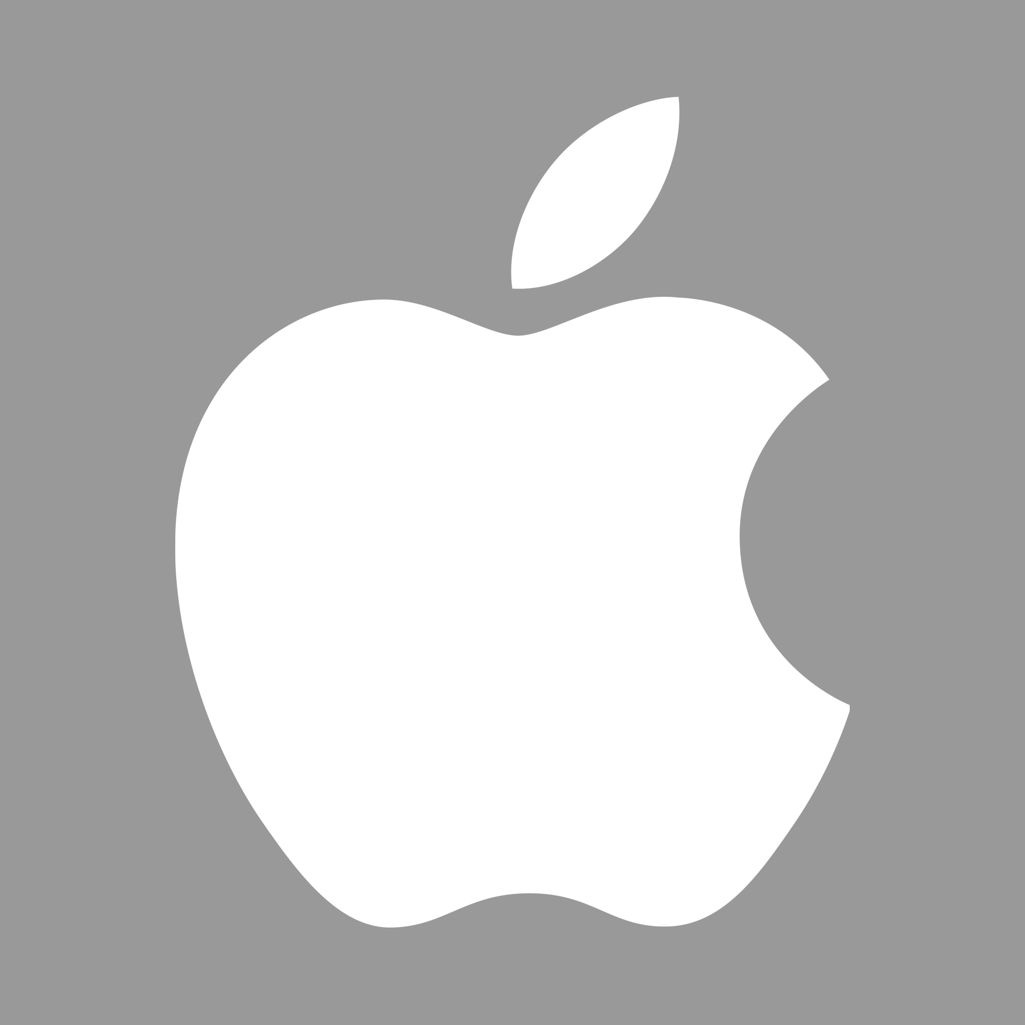 how to cut out apple logo