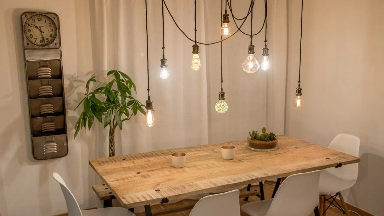 Pin von Iris Ebert auf Wohnung Diy lampen, Glühbirnen