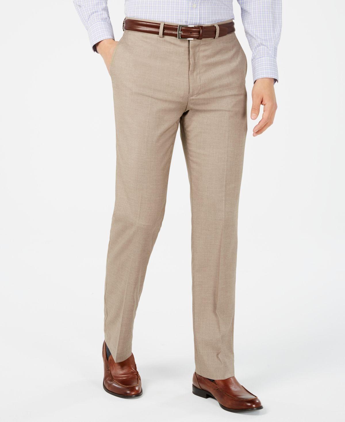 Dockers Men S Slim Fit Performance Stretch Solid Dress Pants Reviews Pants Men Macy S In 2021 Mens Casual Outfits Summer Slim Fit Men Dress Pants [ 1466 x 1200 Pixel ]