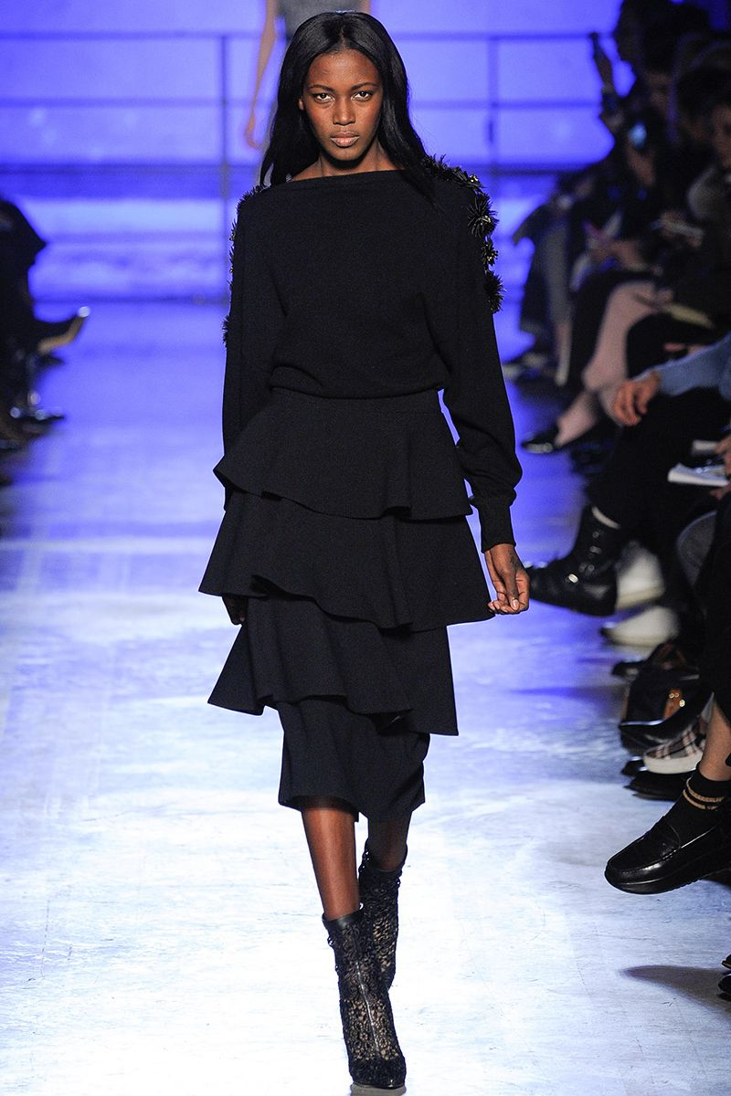 Emanuel Ungaro Fall 2014 RTW - Review - Fashion Week - Runway, Fashion Shows and Collections - Vogue