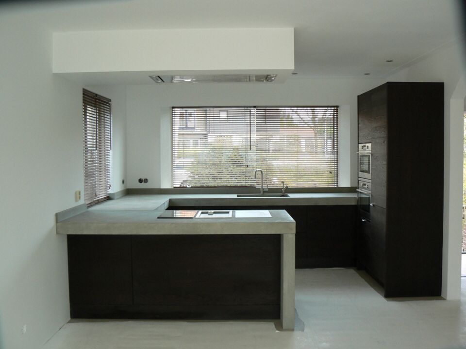 Mooie indeling | Keukens | Pinterest | Neue häuser, Küche und Neuer