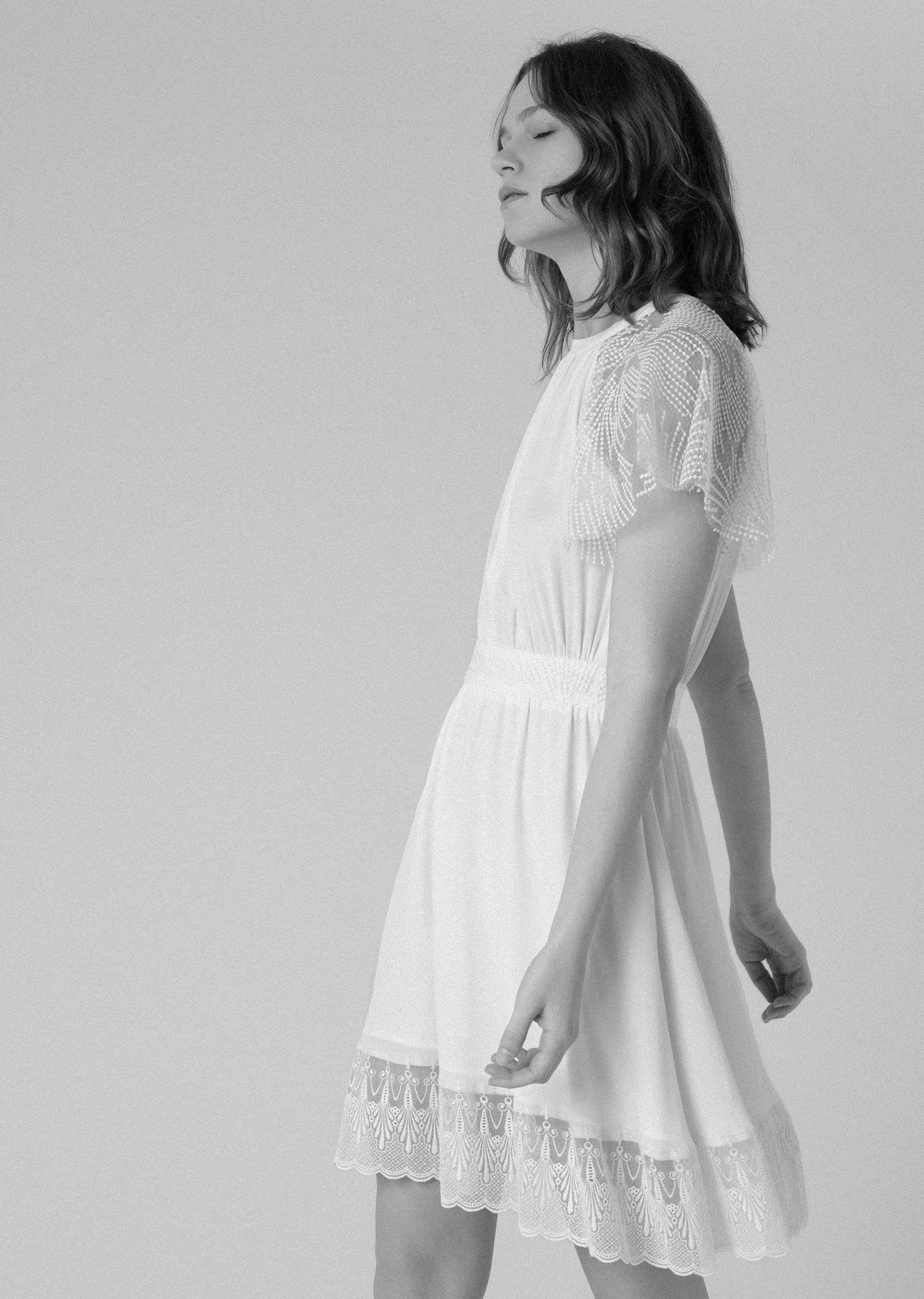 Alex favourite robe white dream sessùn oui robes