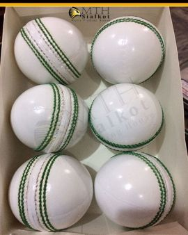 First Grade Leather Cricket Balls Good Quality 4 Piece