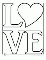 Draw 3d Letters Valentines Art Lessons Art Lessons Elementary