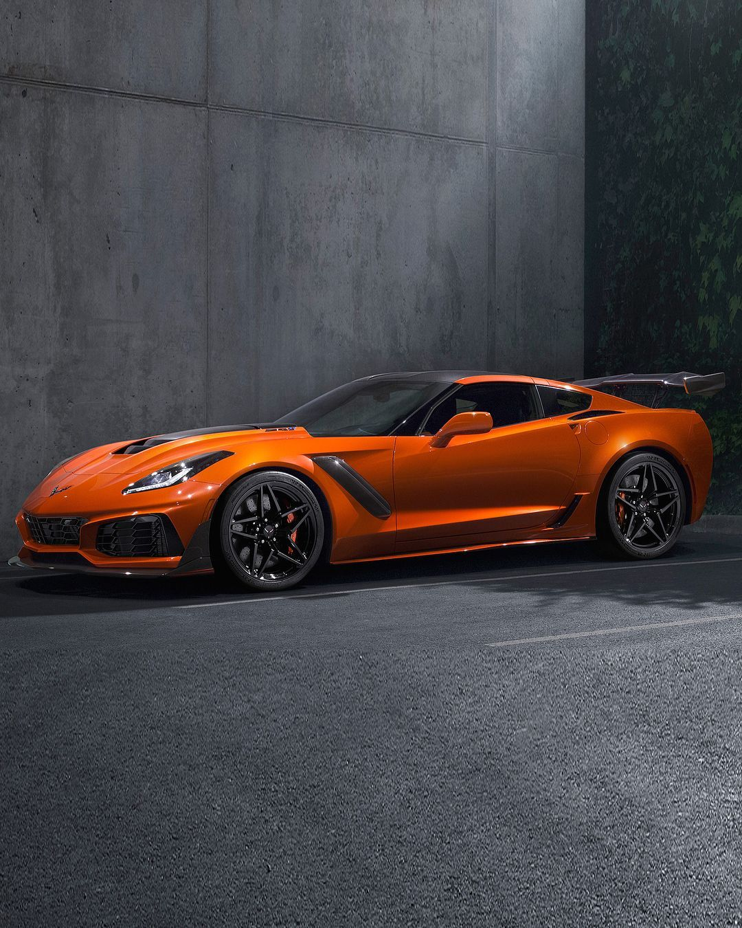 The 755 Hp 2019 Chevrolet Corvette Zr1 Chevrolet Corvette C7