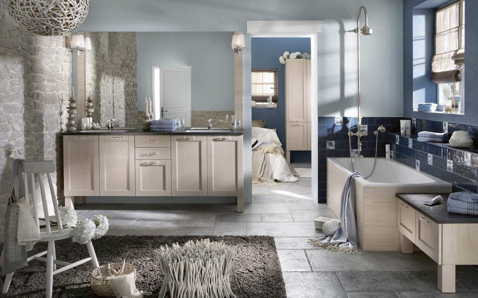Salle De Bains Recherche Google Salle De Bains Pinterest - Delpha salle de bains pour idees de deco de cuisine