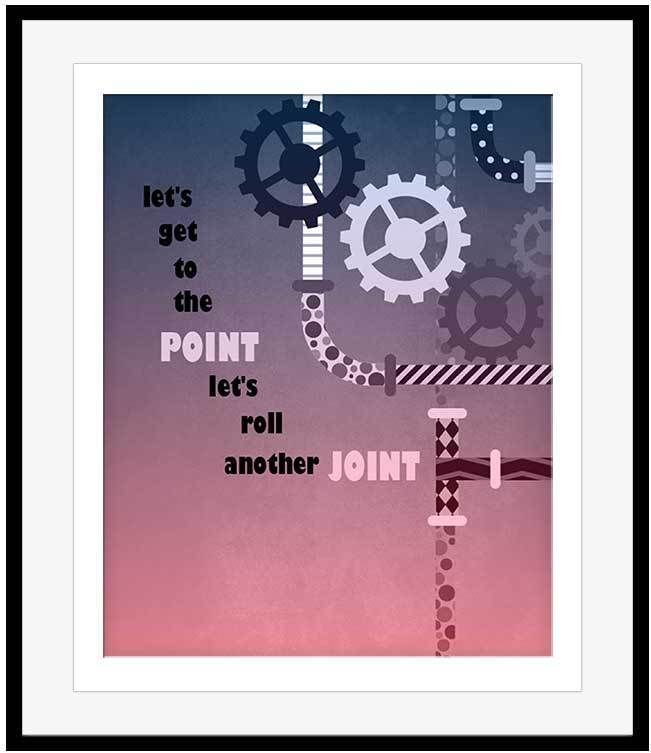 Tom Petty Song Lyric Art Poster You Dont Know How It Feels Music