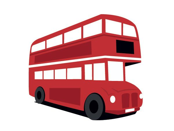 Ye olde route master... ding ding!