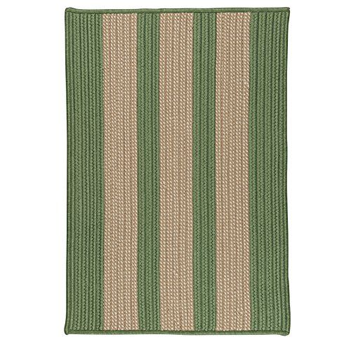 Boat House Polypropylene Braided Rug Green Click On The Image For Additional Details