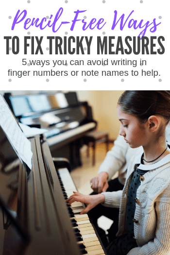 5 'pencil-free' ways you can assist with tricky me