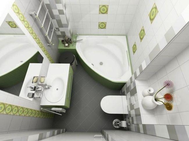 11 Excelentes ideas para un cuarto de baño pequeño | Cuarto de baño ...