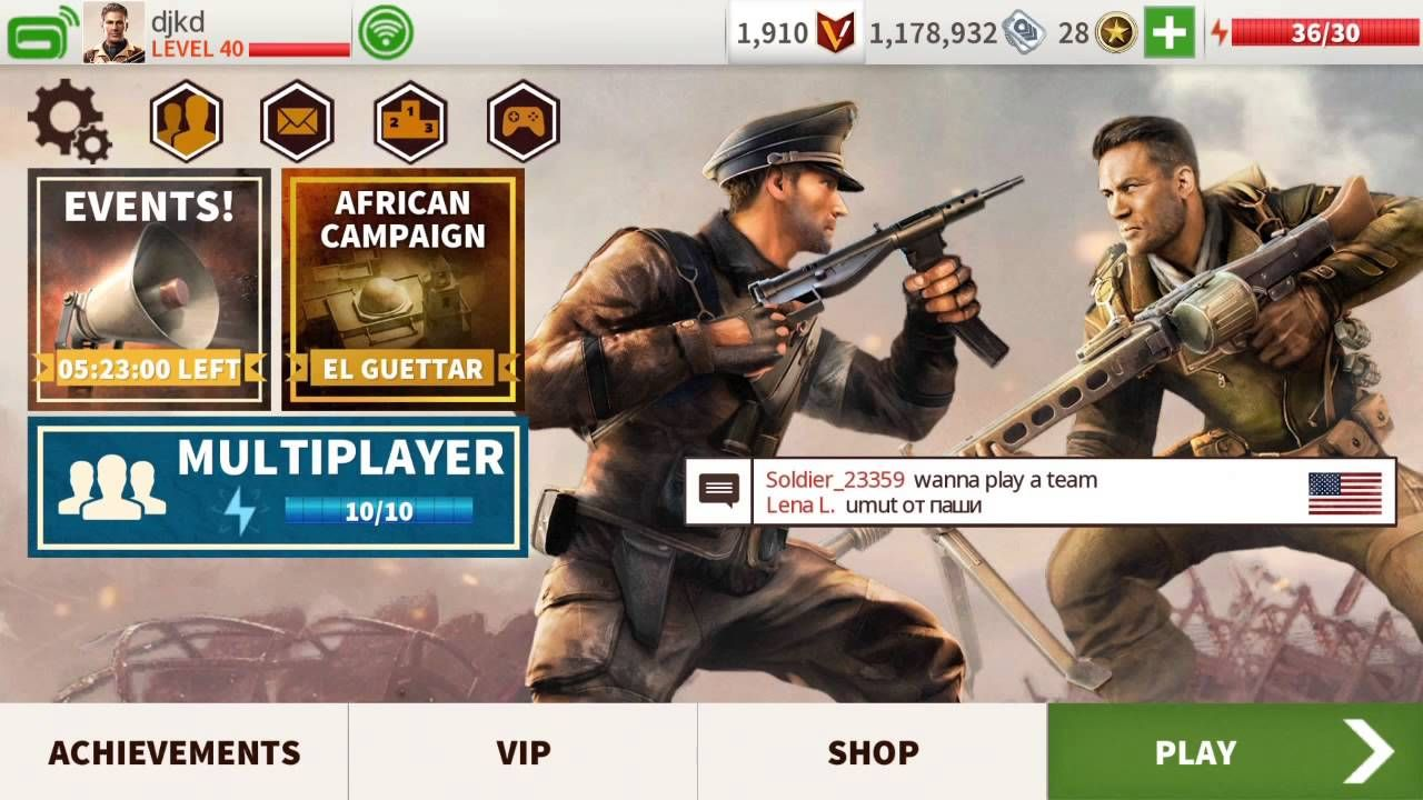 brother in arms 3 mod apk latest version