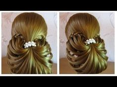 Chignon tress facile tuto coiffure simple cheveux mi longlong oiffure evening wedding easy do it yourself hair mid quick and easy long in this tutorial hairstyle i show you how to realize a beautiful coiffure solutioingenieria Images