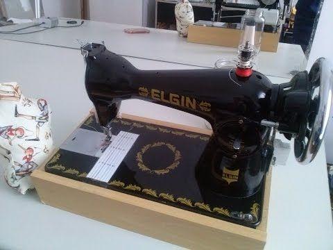 Dicas para máquina Elgin pretinha! - YouTube