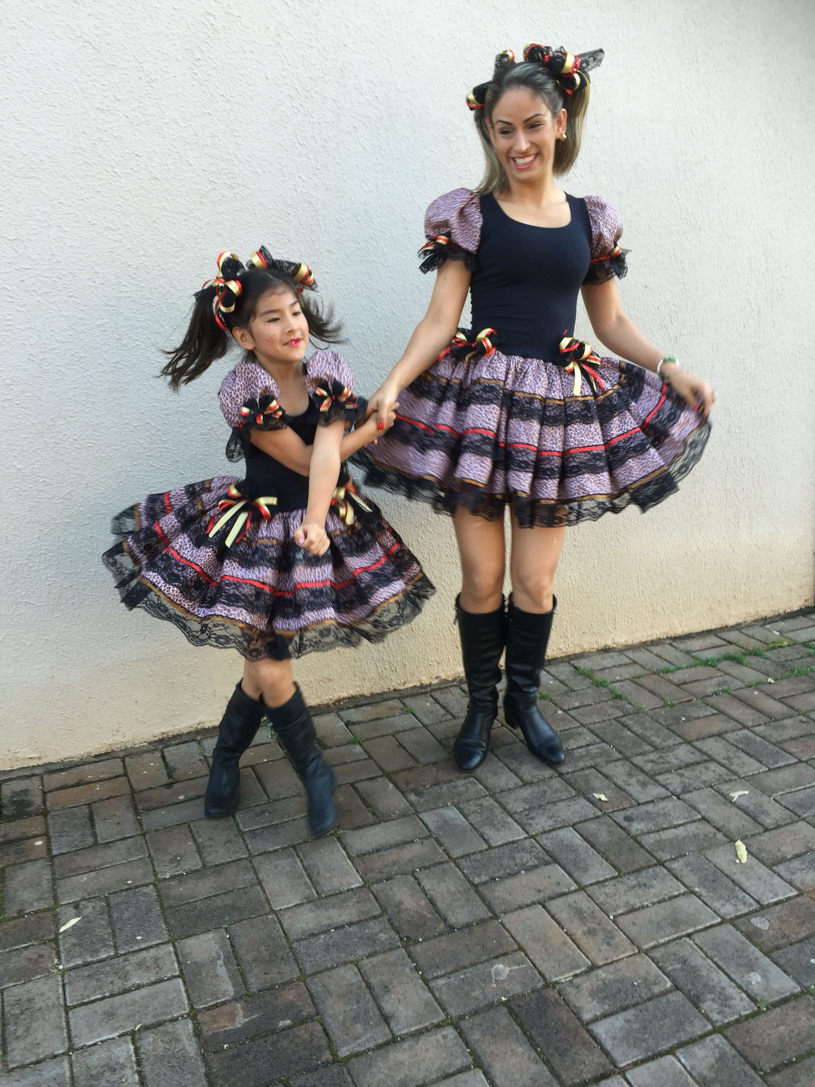321fd857c Vestido tal mãe tal filha!!!! | vestido quadrilha | Fashion, Casual ...