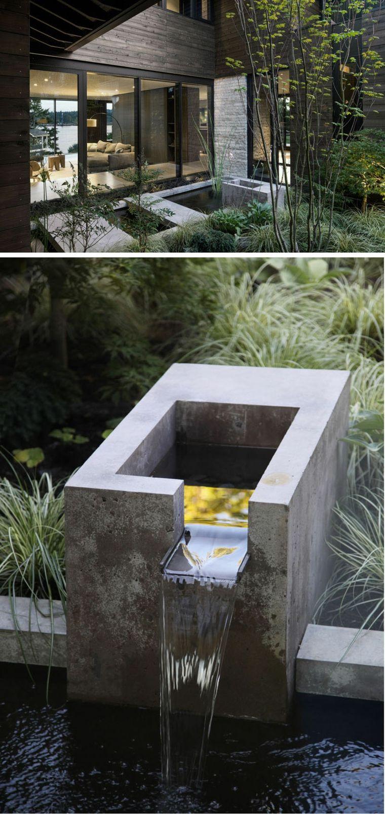 maison rénovée à Seattle : jardin de derrière et petite ...