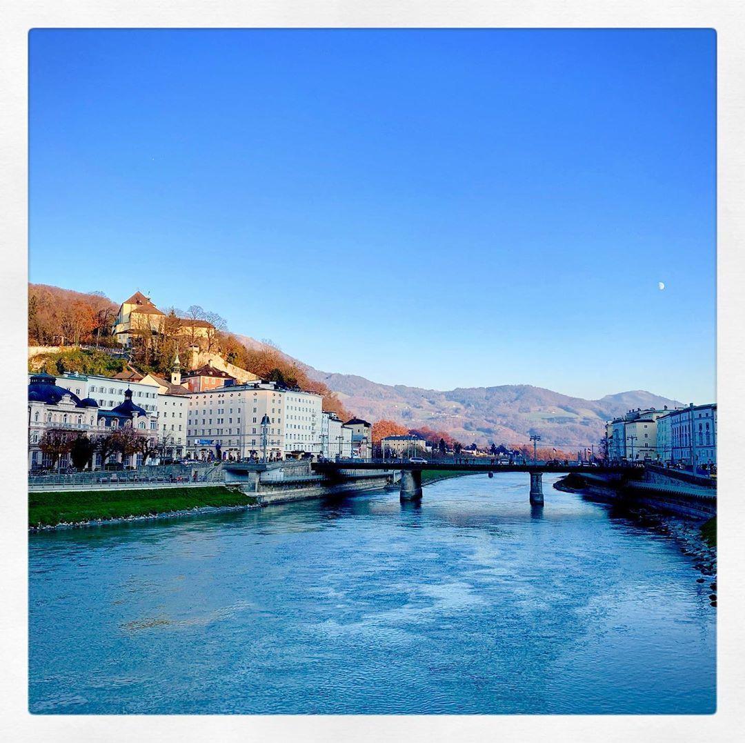 Salzburg, Austria. • • •  #travel #instatravel #travelgram #tourism #wanderlust #instatravelling #instavacation #insta...