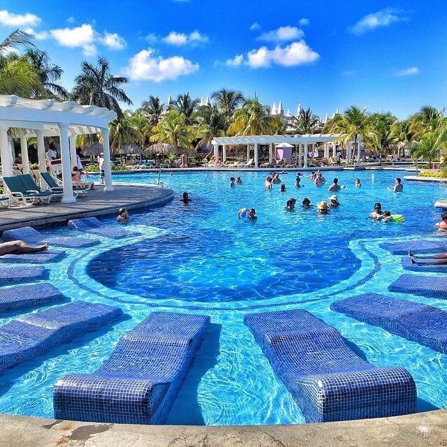 Tag Who You D Swim With Riu Montego Bay Jamaica