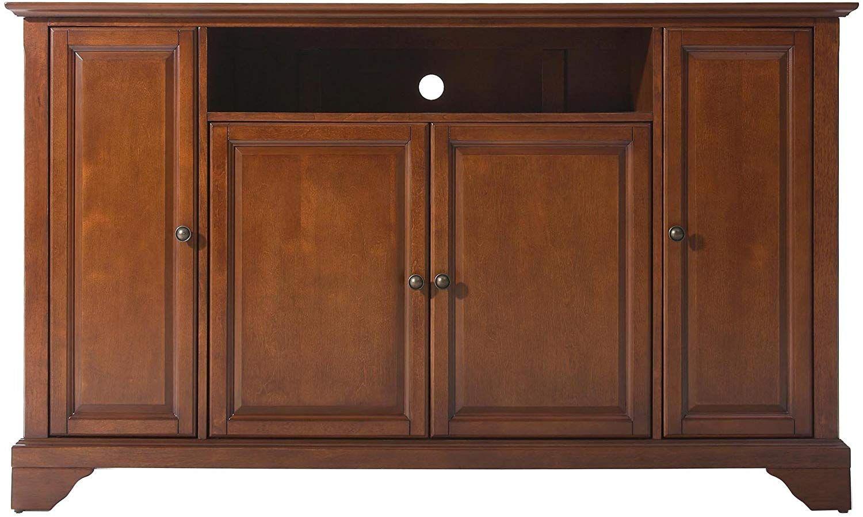 Crosley Furniture Lafayette 60 Inch Tv Stand Classic Cherry 60 Inch Tv Stand Crosley Furniture Tv Stand