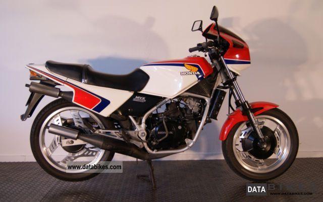 1986 Honda Mvx250 Age21