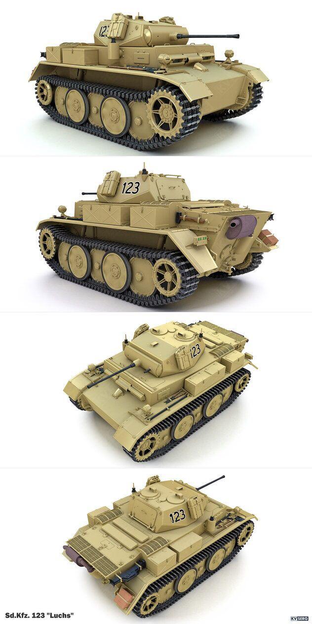 123 teach me tank game - Sdkfz 123 Luchs