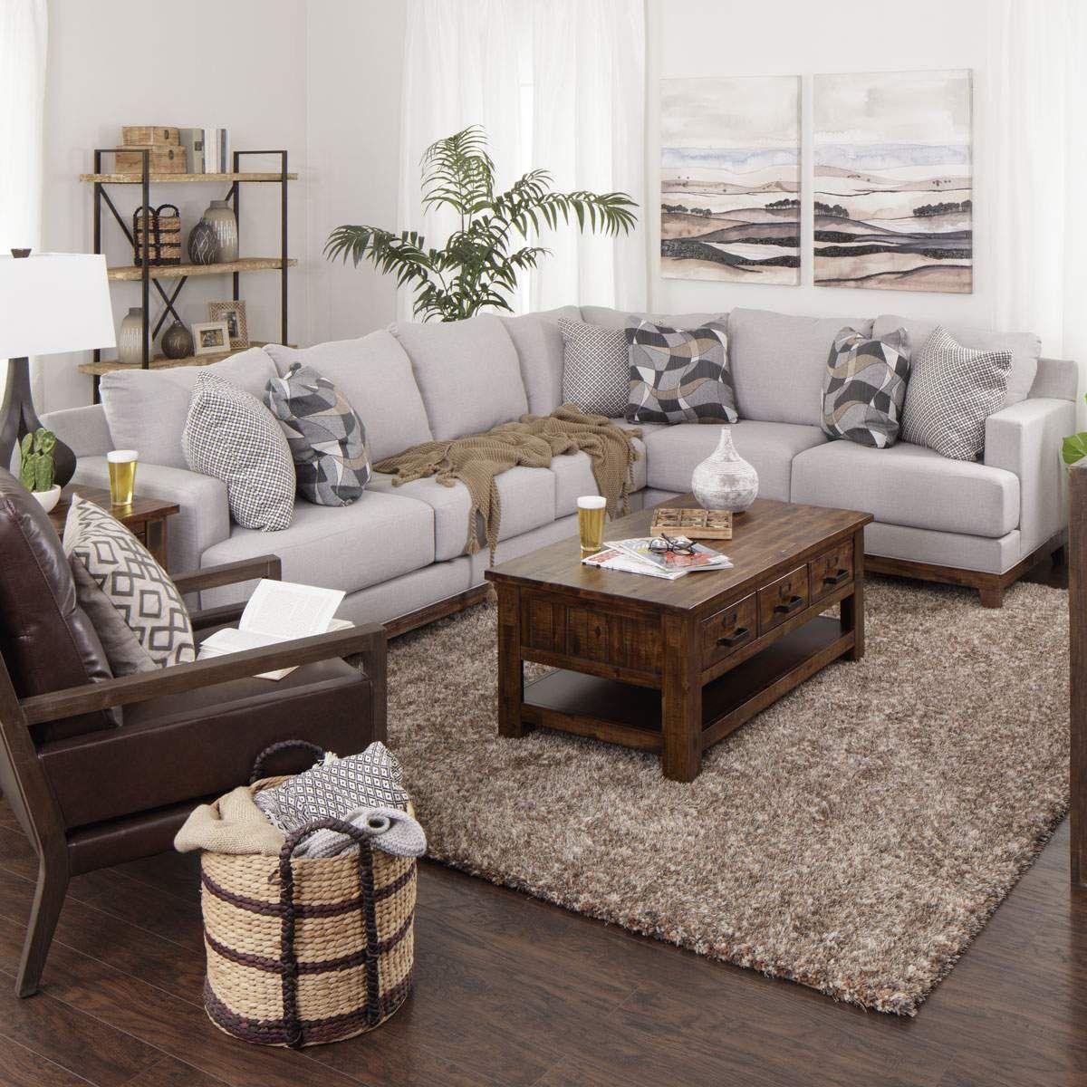 Wren Laf Sofa Tux Raf Sofa In Grey Jerome S Furniture Dream
