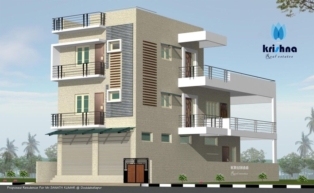 Front Elevation Designs Bangalore : Image result for elevations of independent houses