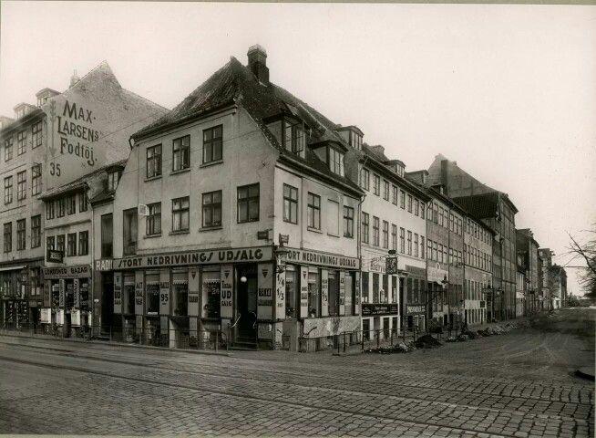 Overgaden neden Vandet 1931