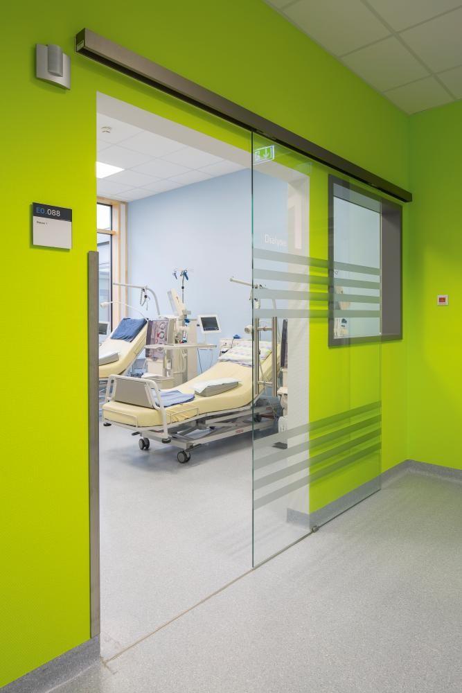 Dorma Interior Glass Door System Automatic Or Manual Dorma