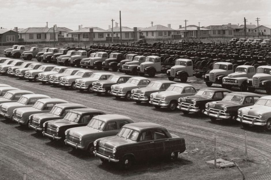 From the first ute to the last Falcon, Ford's long history | Australian cars,  Car yard, Ford