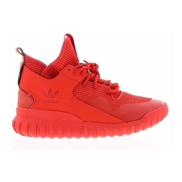 adidas Tubular X Arrives In Three New Colorways ❤ liked on Polyvore featuring shoes