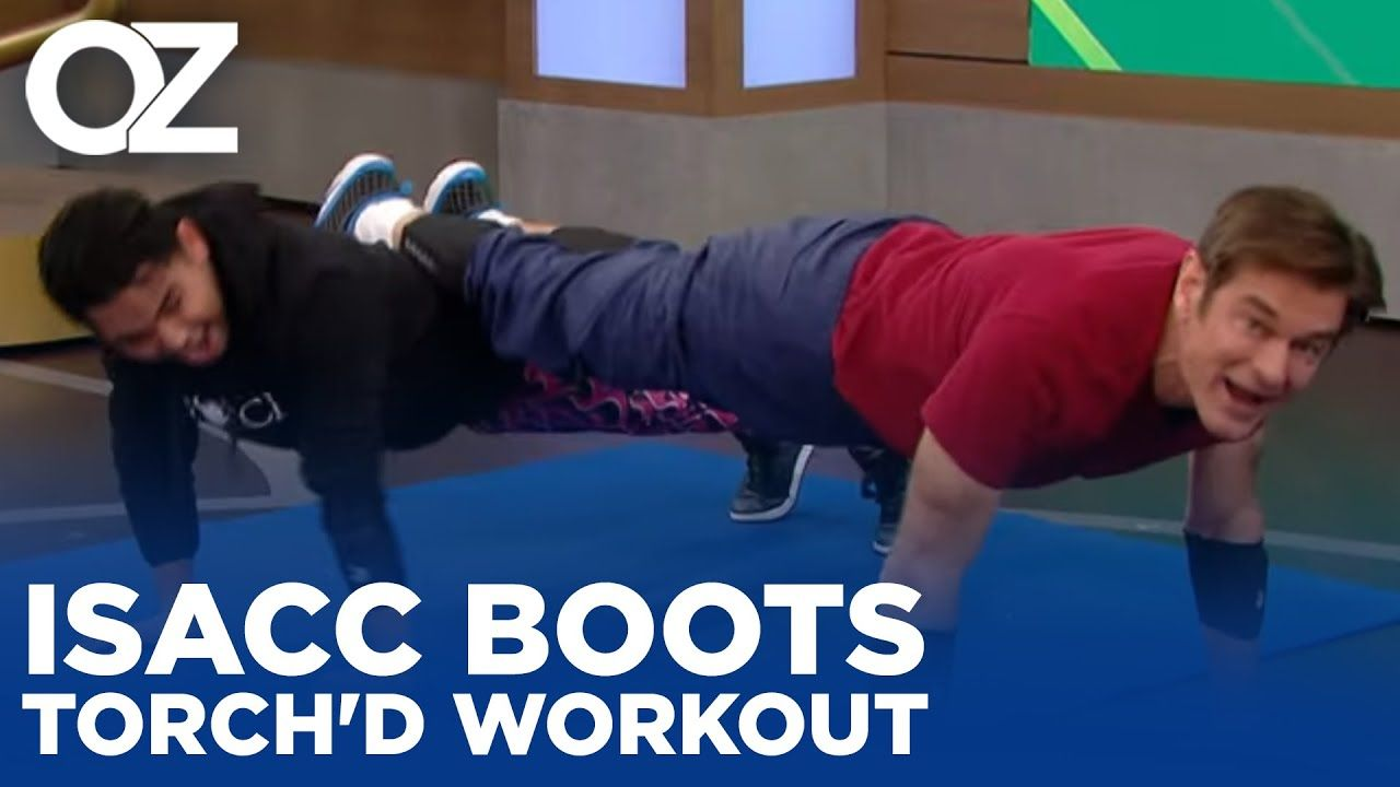 Isaac Boots Mini Torch D Workout Youtube In 2021 Workout I Can Do It Excercise