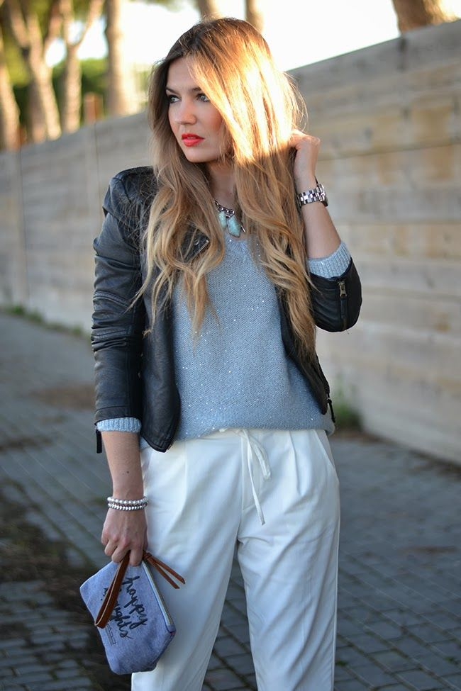 GLITTERING SWEATER | Mi aventura con la moda