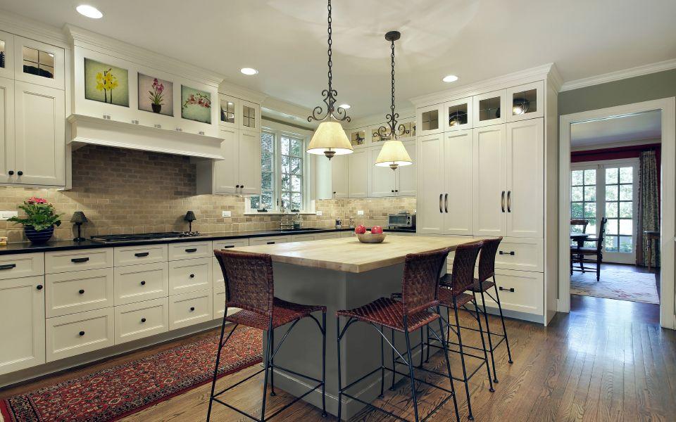 fabuwood cabinets nexus frost | Kitchen/Dining Rooms | Pinterest ...