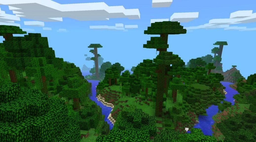 0.9.0 Jungle Biome Seed | Biomes, Minecraft pe seeds, Minecraft pe