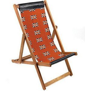 Union Jack Deckchair from Not On The High Street
