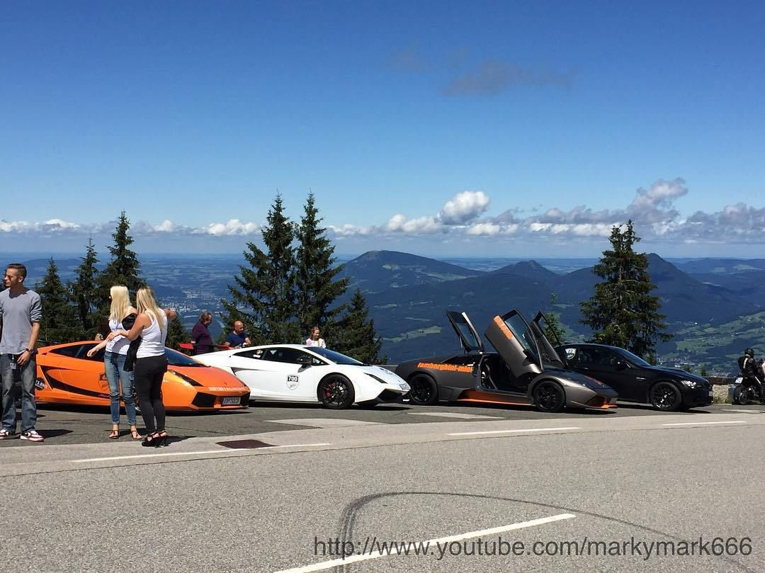 Supercar Meeting Rossfeld Driving Experience 2k16 Southern Germany Driving Experience Sightseeing Driving
