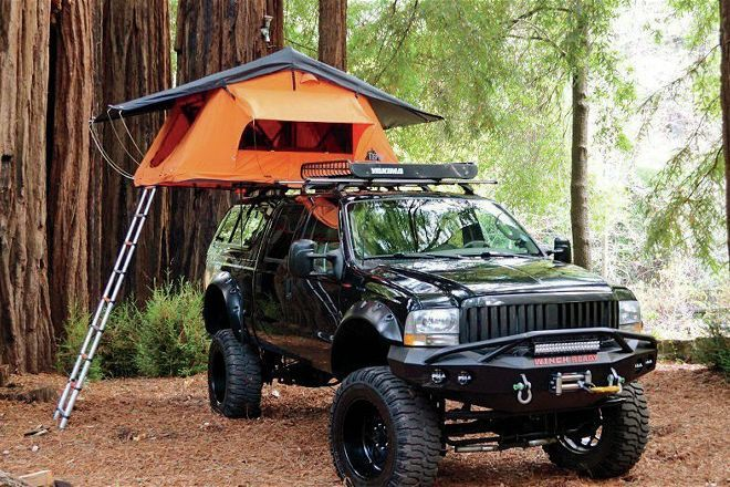 The Things You Need For Camping Overlanding