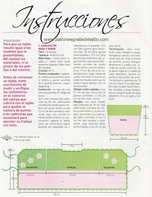 Descarga la revista para tejido de niños gratis | CROCHET NIÑOS/AS ...