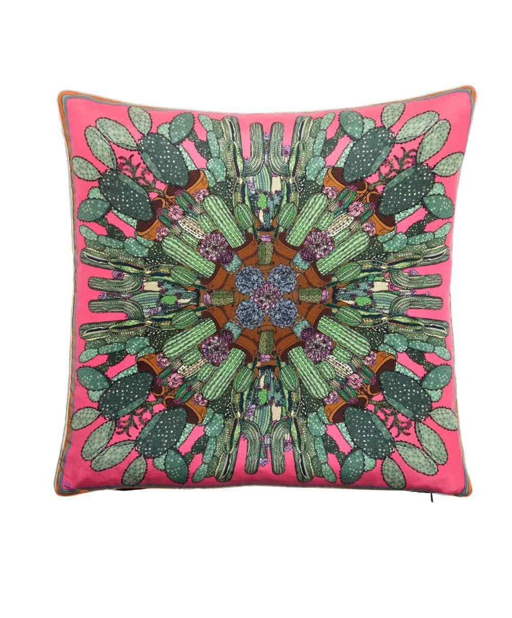 Pre order u combustible cacti cushion cushions pinterest