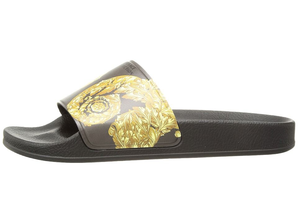 Versace CollectionSlipper Rubber Sole H.05 PVC St.Frieze FbroJXF5W