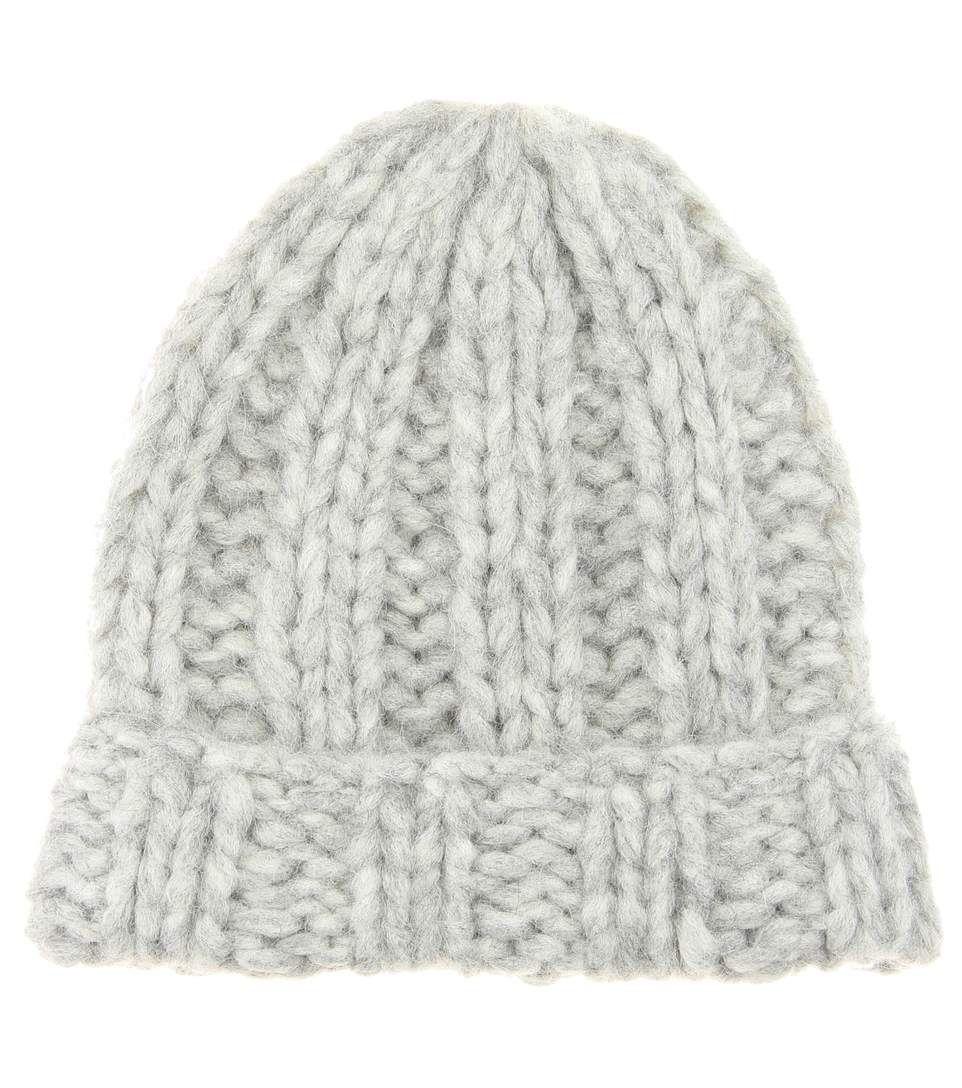 bfc8d94ecae ACNE STUDIOS Jewel Knitted Alpaca-Blend Beanie.  acnestudios  hats ...
