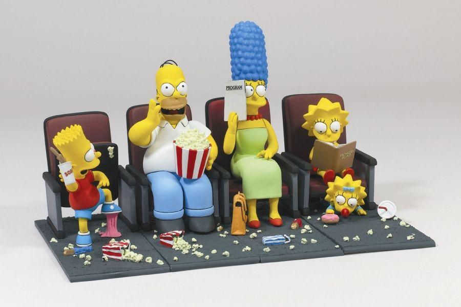 The Simpsons Movie Merchandise Simpsons Crazy The Simpsons Movie The Simpsons Simpsons Toys