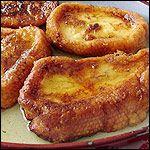 Torrijas (Spanish French Toast)