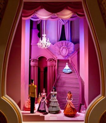 Megan Brain: Cinderella's Fairy Tale Hall -Tokyo Disneyland Our family saw this on our recent trip to Tokyo Disneyland and we were so inspired that we had to research this amazing artist.