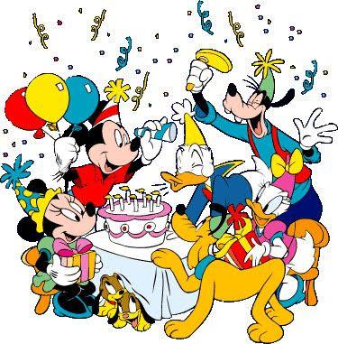 Festa di Compleanno stupenda | Disney | Happy birthday, Happy cake