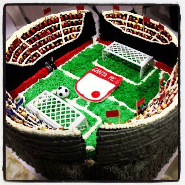 Fútbol Cake