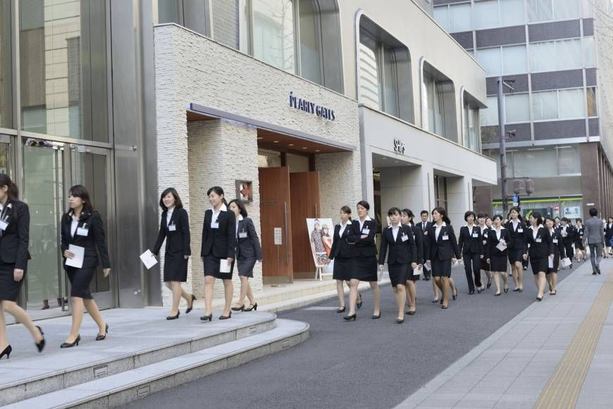 Japan's Industries are ready to hire foreign workers, but