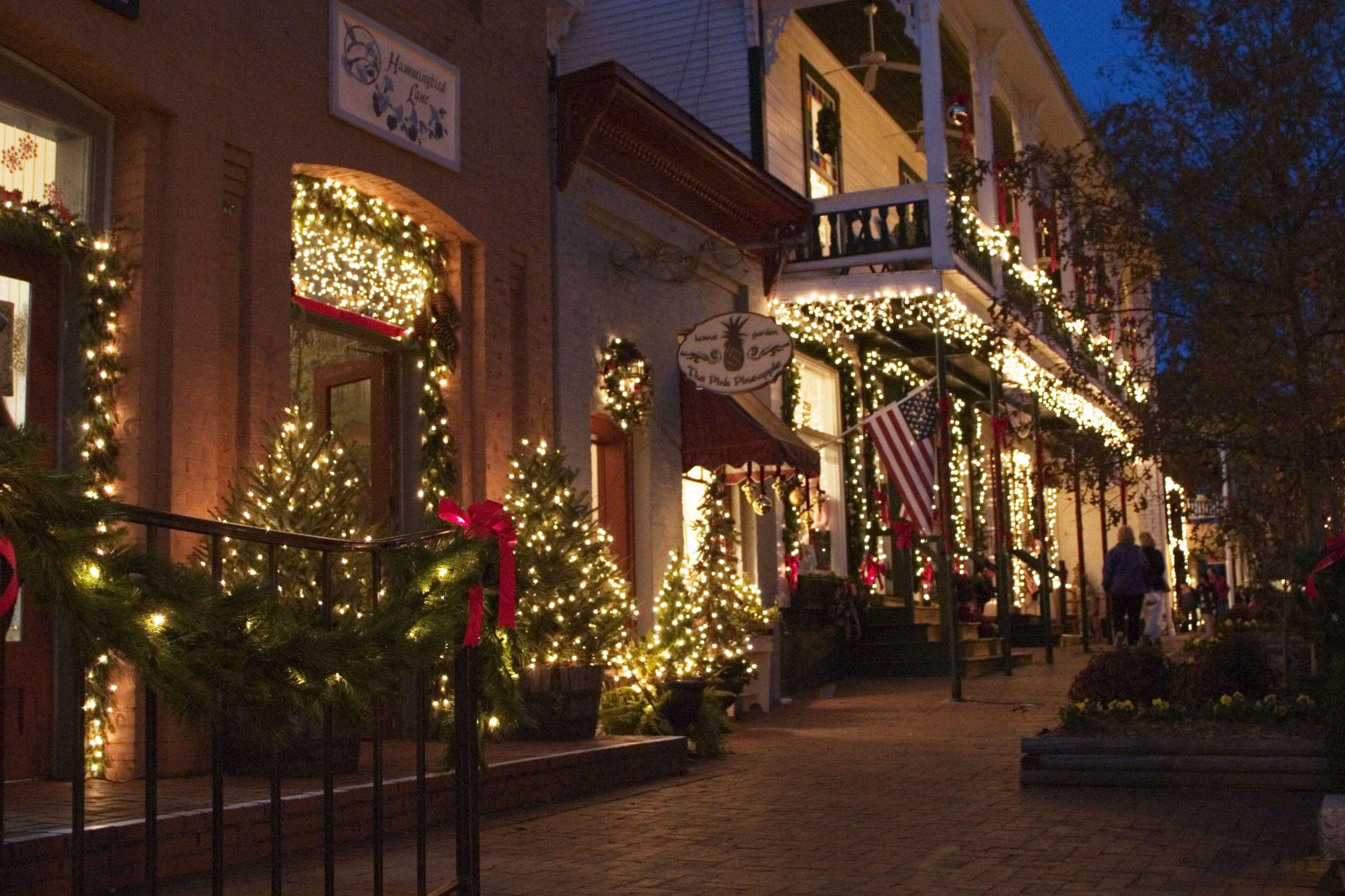 Dahlonega Ga Christmas.It S Christmas Time In Dahlonega Holidays In 2019 Old